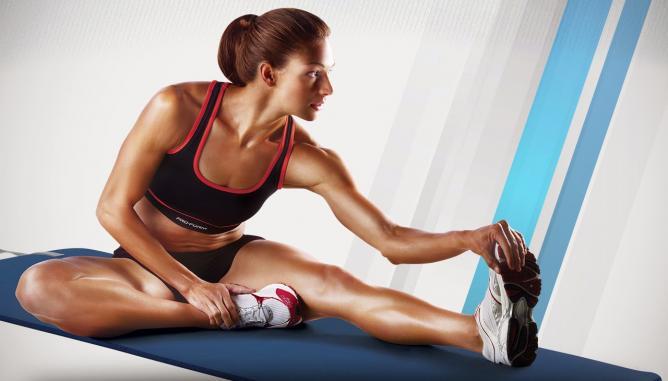 Программа упражнений в тренажерном зале для девушек. Разминка, комплекс упражнений