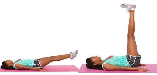 Упражнения для подтяжки живота в домашних условиях. Как быстро накачать пресс