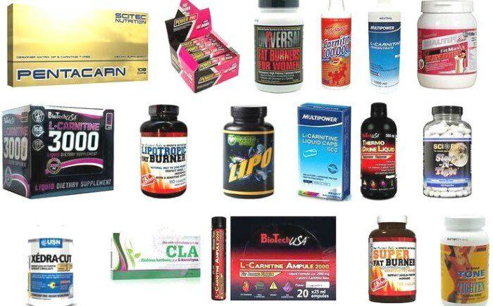 Жиросжигатели для похудения Спортивное питание для женщин. Отзывы