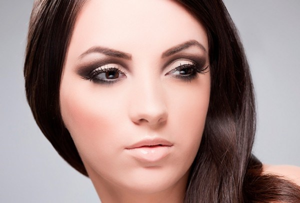 Двухцветный перманентный макияж бровей. Как выполнить. Фото