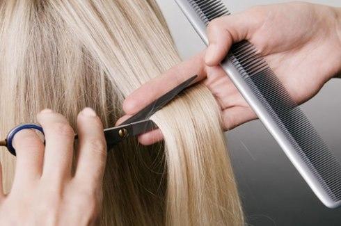 Как ровно (одной длины) подстричь волосы самой себе. Советы парикмахеров