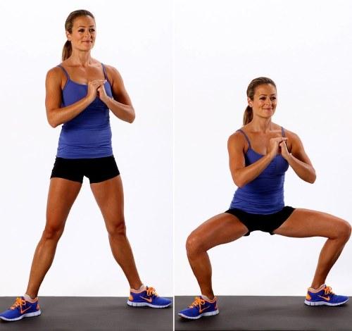Какие упражнения нужно делать в тренажерном зале и дома, чтобы накачать попу