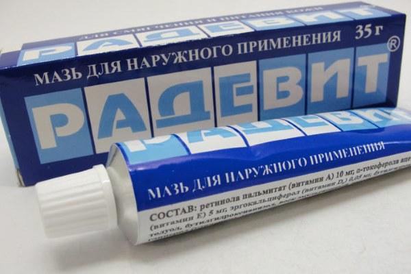 Крем Радевит для кожи лица. Полезные свойства, инструкция по применению