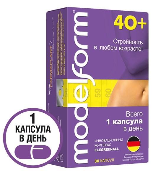 Модельформ 40. Польза для женщин при климаксе. Отзывы женщин