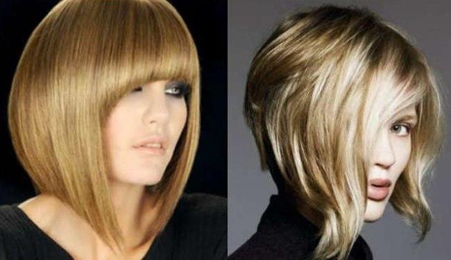 Причёски на тонкие волосы средней длины без укладки 85