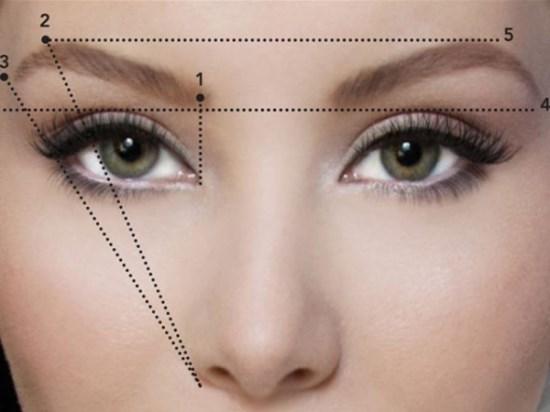 Перманентный макияж бровей. Техника выполнения, растушевка. Фото
