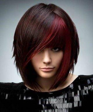 Стильные виды каре на тонкие волосы. Каскадное, асимметричное, каре на ножке