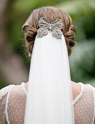Свадебные прически 2018 на длинные волосы. Тенденции нового сезона