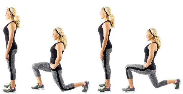 Упражнения для упругих круглых ягодиц для девушки. Как накачать ягодичные мышцы