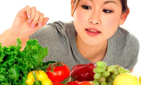 Японская диета-какие фрукты не сладкие