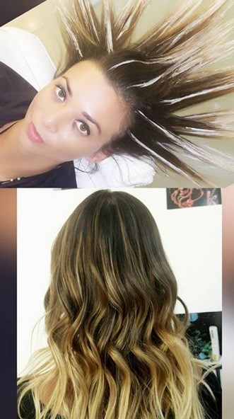 Балаяж на светло-русые волосы: каре. Фото, подбор цвета, инструкция окрашивания