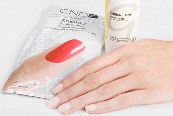 Как удалить гель с ногтей в домашних условиях 295
