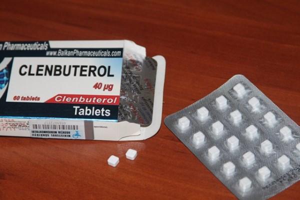 Таблетки для похудения кленбутерол