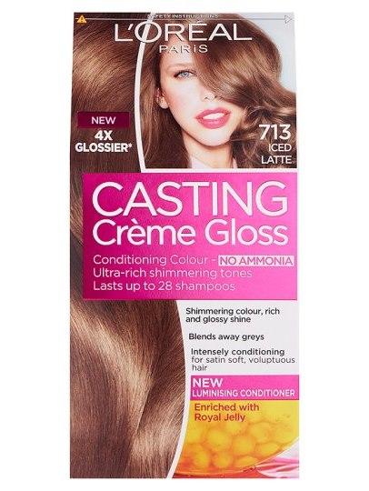Краска для волос цвета молочный шоколад. Обзоры лучших: Garnier, Estel, L'Oréal, Schwarzkopf