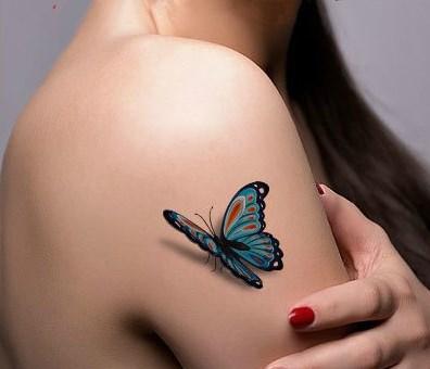 Мини-тату для девушек. Символы и значения, интересные рисунки небольших татуировок