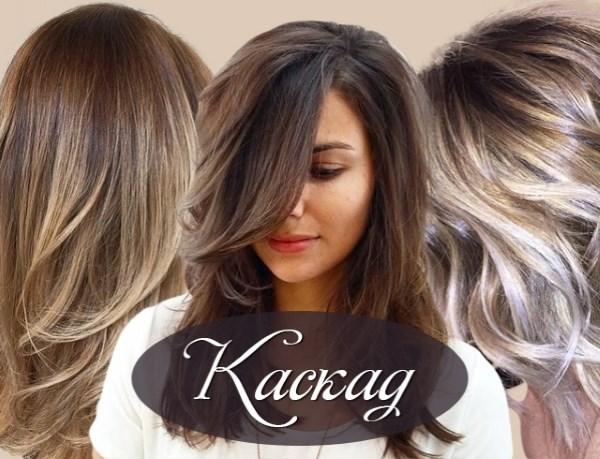 Прически каскад на средние волосы