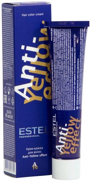 Палитра оттенков краски для волос «Эстель Профессиональная» («Estel Professional»)