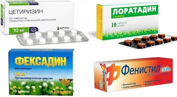 Препараты для взрослых от аллергии на коже. Противоаллергические средства, гомеопатия