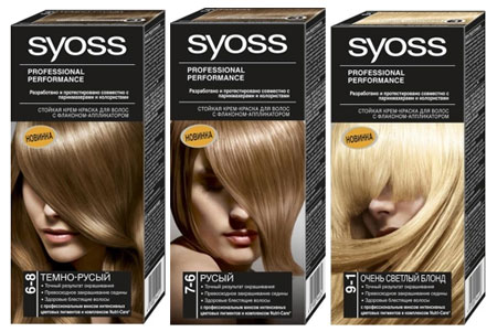 Рейтинг Топ-5 красок для волос. Профессиональные бренды для домашнего использования