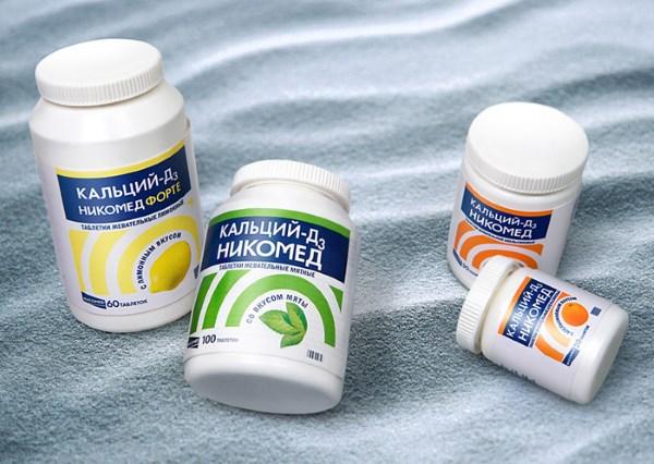 Топ-10: Витаминные комплексы с кальцием для женщин. Дозировка и как принимать