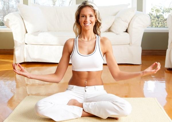 как убрать жир на животе упражнения