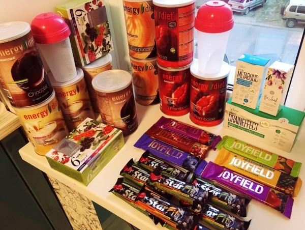 как принимать энерджи диет для похудения