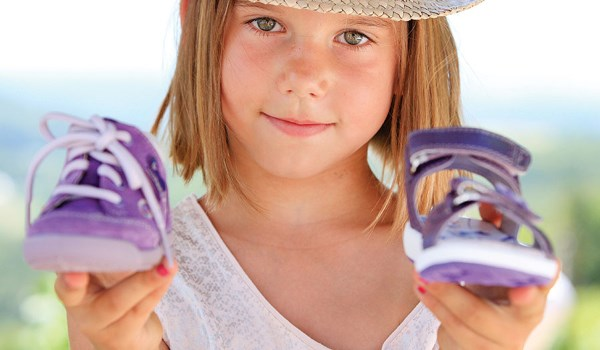 Европа и Россия. Таблица соответствия размеров женской, мужской, детской обуви