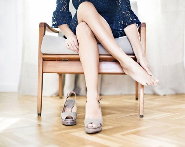 Лечение сухости и трещин между пальцами на ногах. Лечебные мази и крема, компрессы