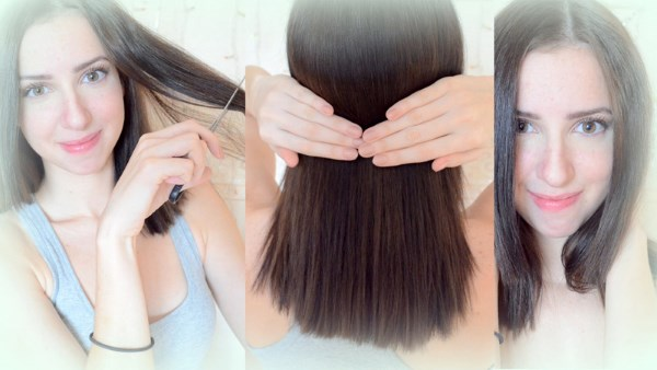 Подстригаем волосы самостоятельно. Инструкция с фото. Что потребуется и как стричь