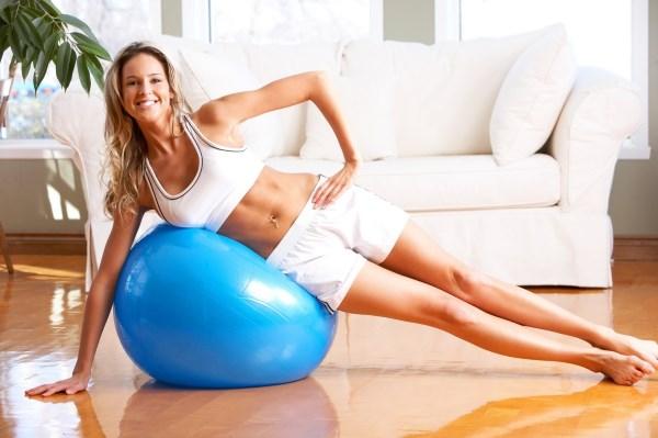 Программа похудения в области живота. Как быстро сбросить вес и обрести талию