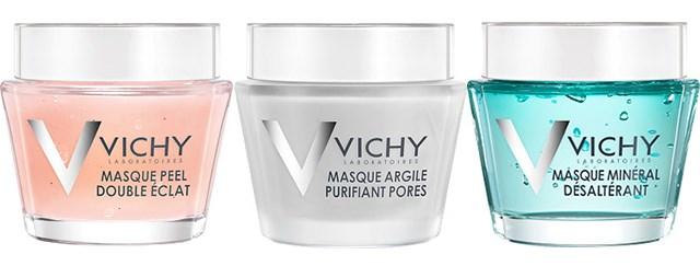 Топ-10 лучших масок Vichy (Виши) для лица. Очищение, питание, увлажнение кожи
