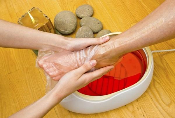 Парафинотерапия для рук - что это такое, инструкция выполнения в домашних условиях. Видео