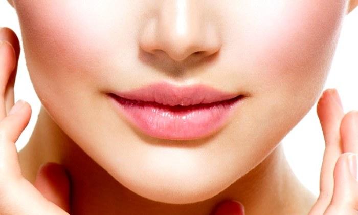 Татуаж губ «натуральный эффект» Техника естественного контура, уход за губами