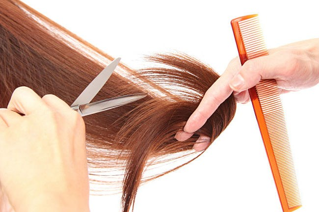 Стрижки Каскад на длинные волосы. Фото, пошаговая инструкция как стричь