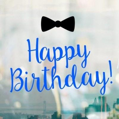 Простые поздравления с днем рождения знакомому 5