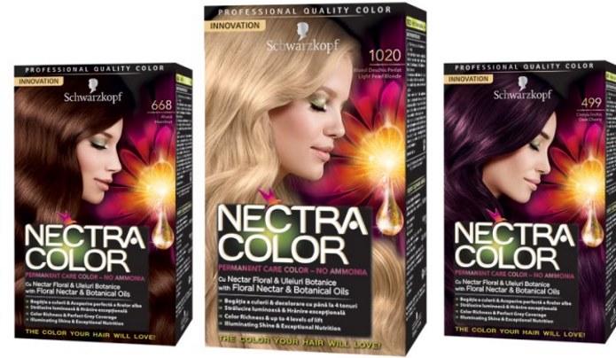 Краски для волос Schwarzkopf
