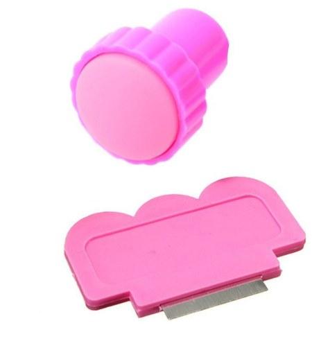Стемпинг для ногтей - что это такое, как пользоваться с гель лаком, фото, видео, отзывы