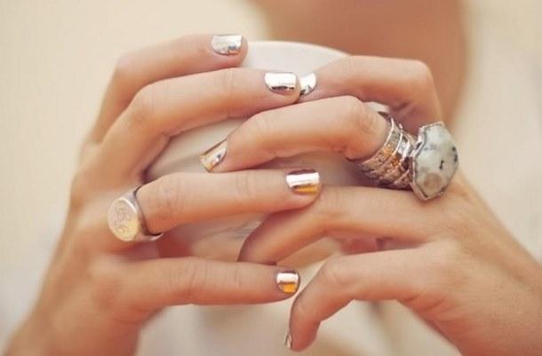 Свадебный маникюр. Фото, дизайны, стразы, френч, гель лак, кружева на ногти невесте