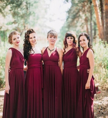 Платье на свадьбу для гостя. Красивые вечерние, нарядные платья для девушек, женщин, подруг