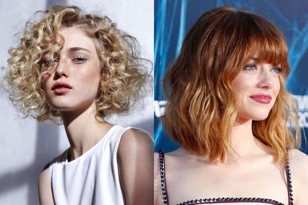 Модельные женские стрижки на средние, длинные, короткие волосы. Модные варианты, названия, фото