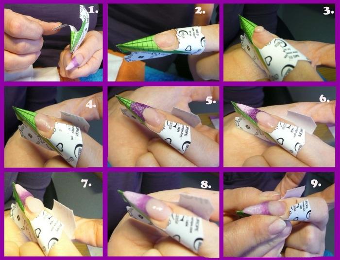 Акрил для ногтей для наращивания, укрепления, лепки, рисование, дизайны пошагово для начинающих с фото