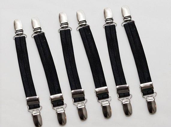 Чулки с подтяжками женские. Фото для девушек, полных женщин, белые, черные, ретро. Какие бывают, как правильно носить
