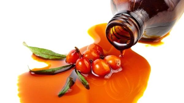 Облепиховое масло. Лечебные свойства для кожи лица от морщин, прыщей, сухой, жирной, при экземе, ожогах. Рецепты масок
