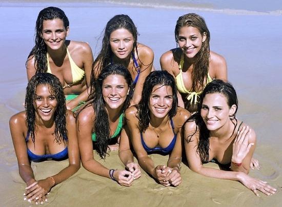 Бразильские девушки. Фото модели, знаменитости, актрисы. Особенности внешности, фигуры