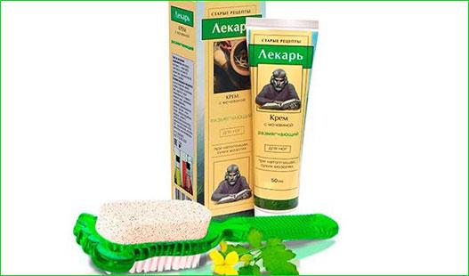 Крем с мочевиной для лица смягчающий кожу. Инструкция, цена, как применять