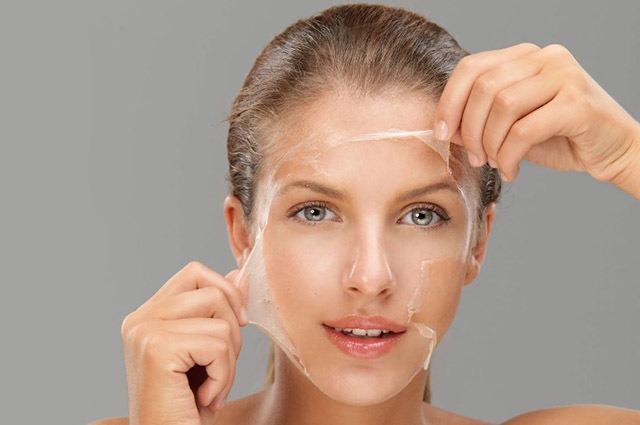 Профессиональные пилинги для очищения кожи лица. Какие лучше купить, как пользоваться