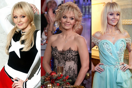 Красивые женщины после 40. В домашних условиях, на отдыхе, на работе. Звезды России и Голливуда