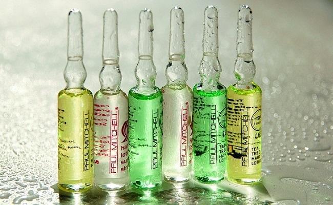 Маски для волос с витаминами B1 B6 B12, E, A, C, никотиновой кислотой, глицерином. Как применять