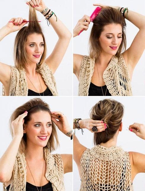 Легкие красивые прически с распущенными волосами для девушек. Фото и инструкции