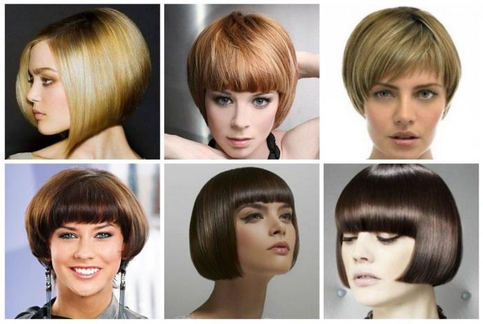 Объемные стрижки на средние волосы женские. Фото с челкой и без. Ком идет, особенности укладки